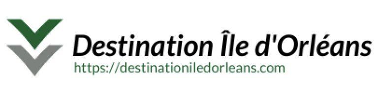 Logo Île-d'Orléans - Mrc Île-d'Orléans - Destination Île-d'Orléans - Municipalité Île-d'Orléans